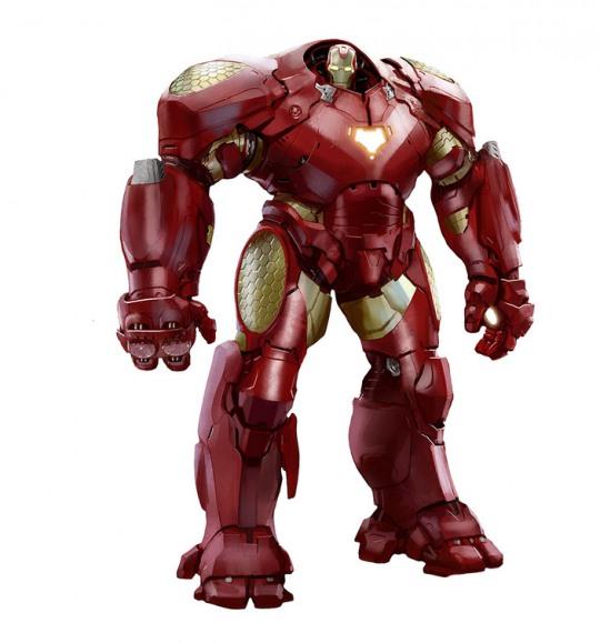 ilustraciones sixmorevodka iron man