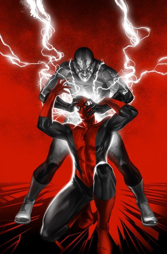 ilustraciones sixmorevodka spider man