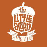 logos cintillas little acorn