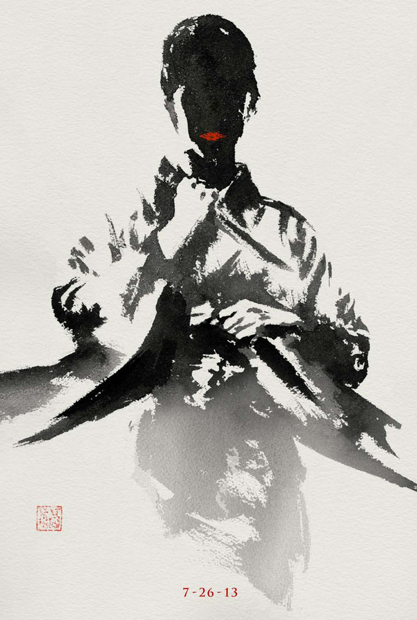 mariko-wolverine-poster
