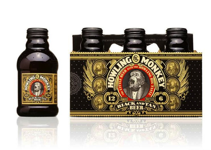 packaging cervezas howling