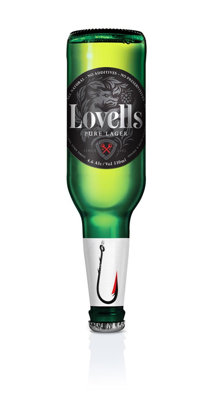 packaging cervezas lovells