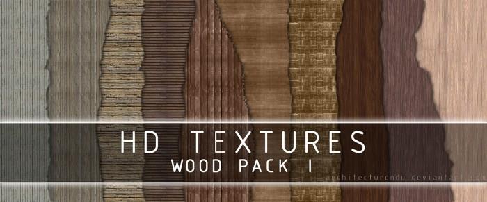 paquetes de texturas HD de madera