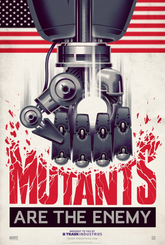 poster mutants x-men days of future