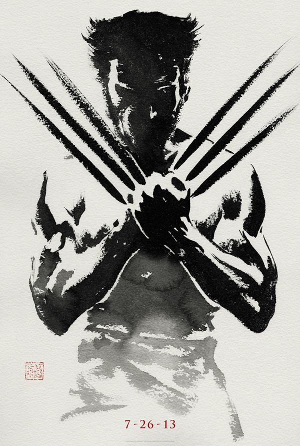 posters the wolverine