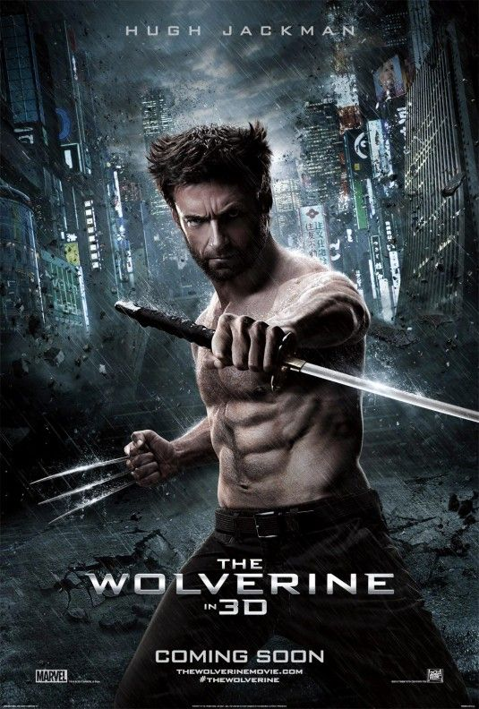 posters wolverine