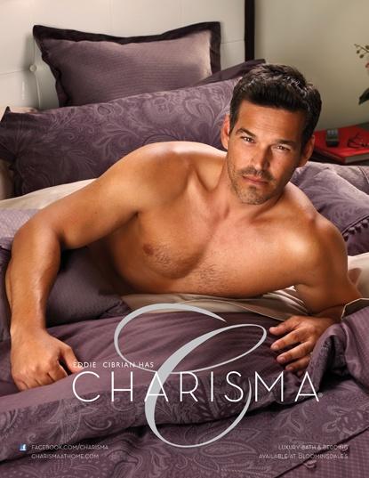 publicidad sexy charisma