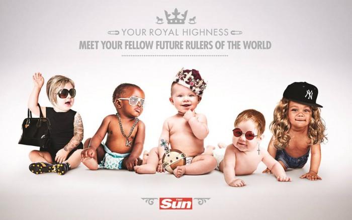 publicidad the sun