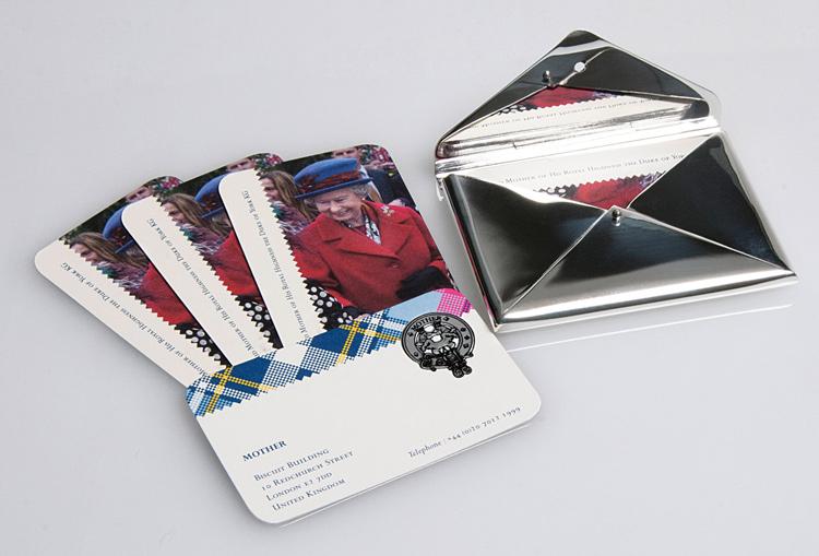 tarjetas de presentacion agencia