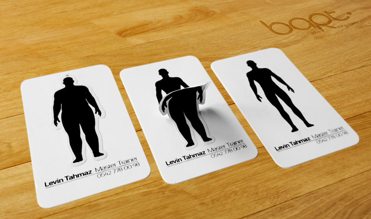 tarjetas de presentacion sticker