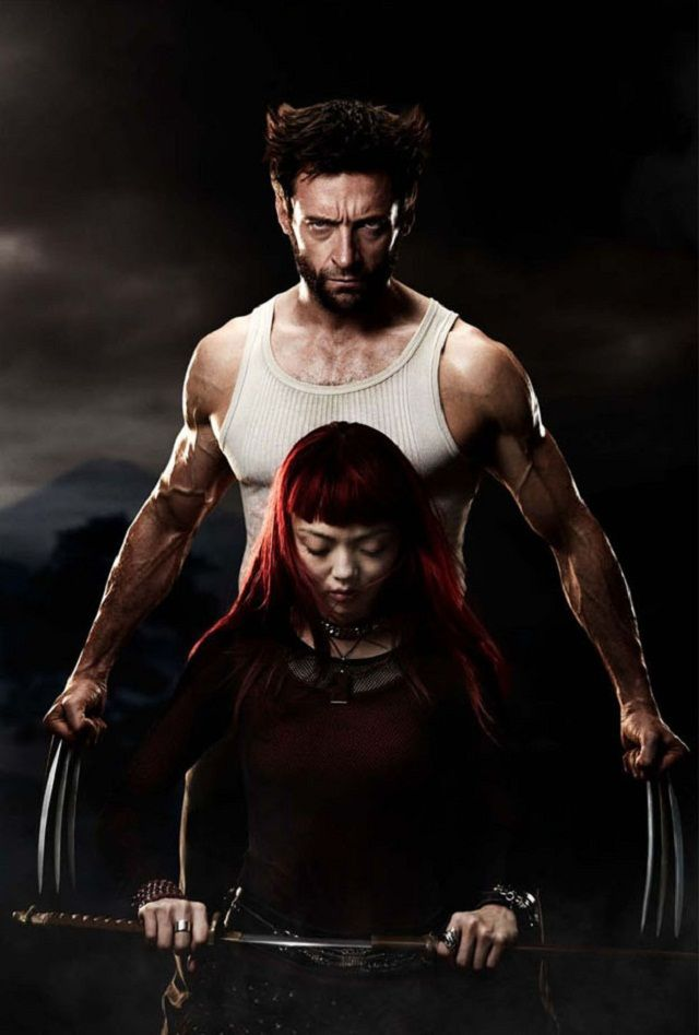 the wolverine pelicula