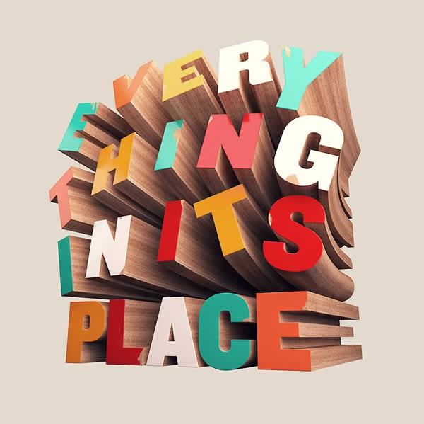 Tutorial: Efecto de texto 3D en madera