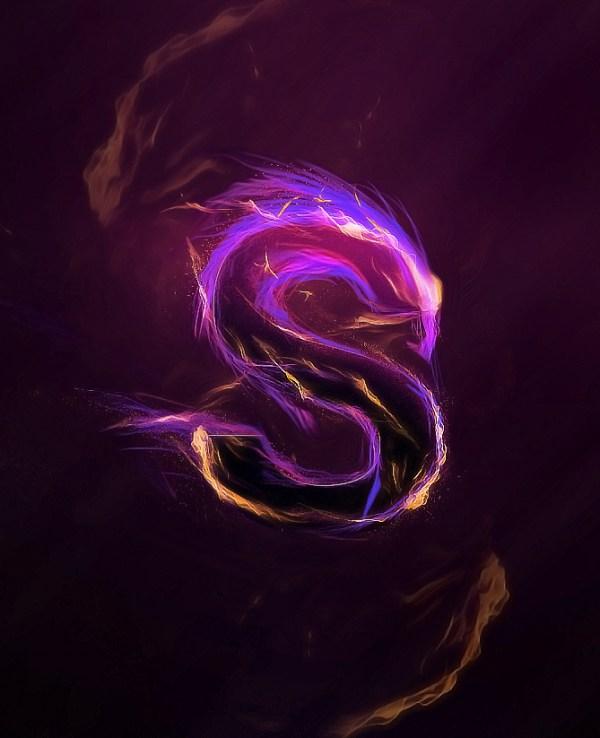Tutorial Photoshop Efecto de fuego y energia