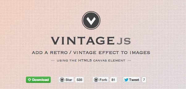 librería JavaScript VintageJS