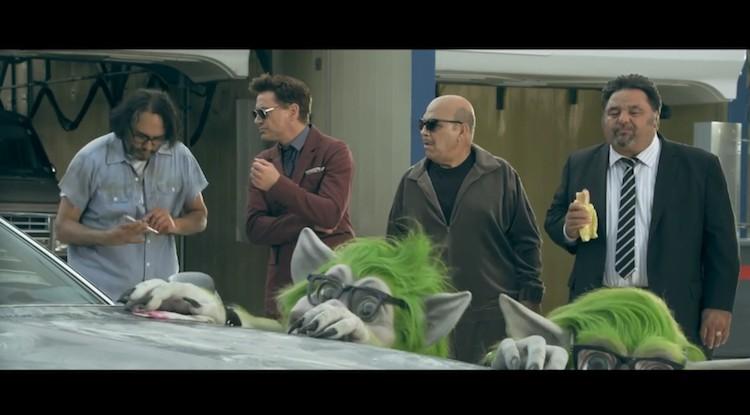 Publicidad de HTC con Robert Downey Jr