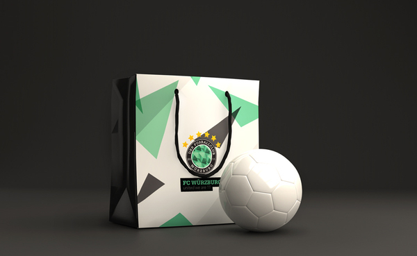 FC Wurzburg packaging