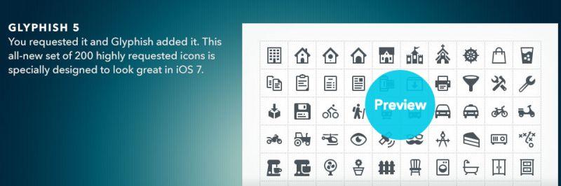 Iconos para Apps móviles