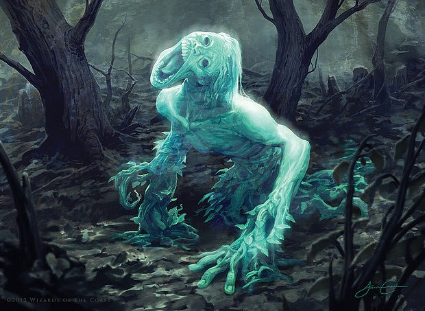 Ilustraciones fantasma