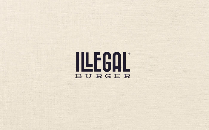 Logo Illegal Burger