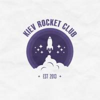 diseños de logos kiev rocket club