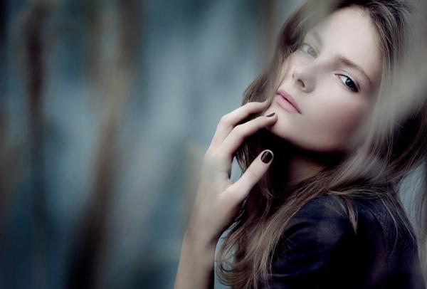 fotografia cinematografica hermosa mujer