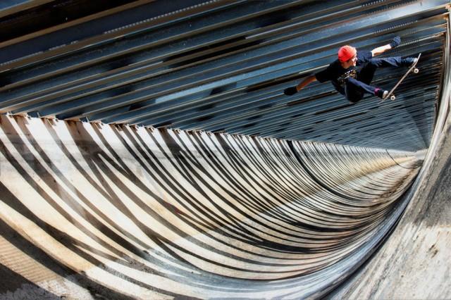 fotos deportes extremos skateboard