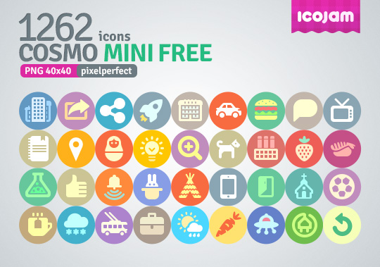 Iconos PNG minimalistas gratis