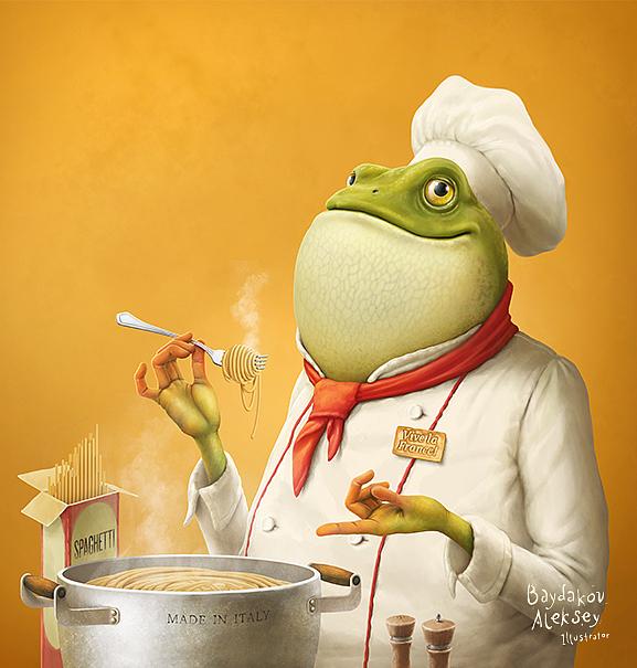 Rana Chef
