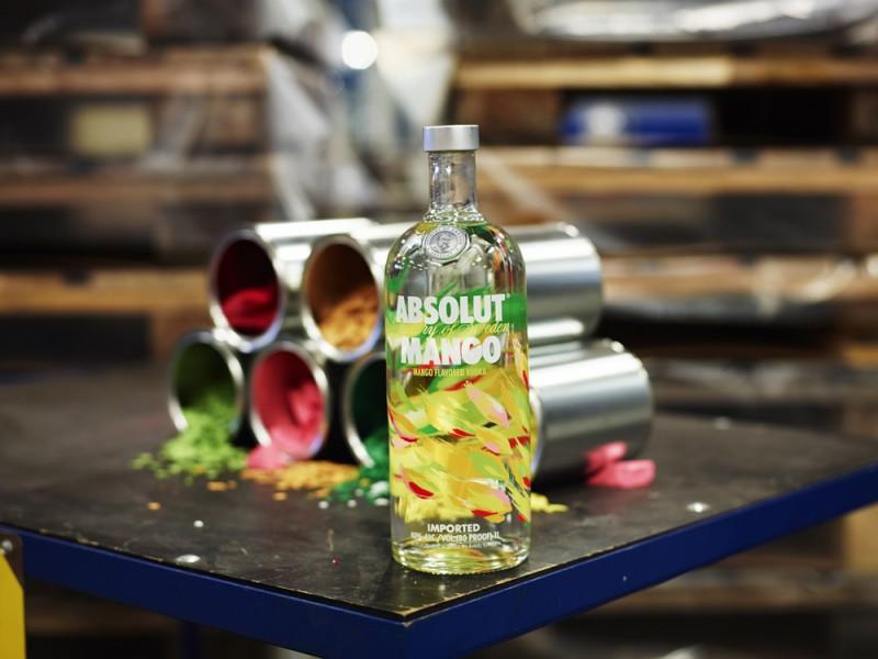 proceso diseño vodka absolut 5