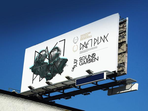 publicidad daft punk