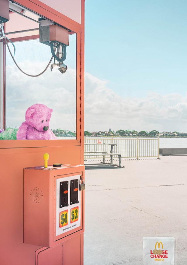publicidad mcdonalds oso