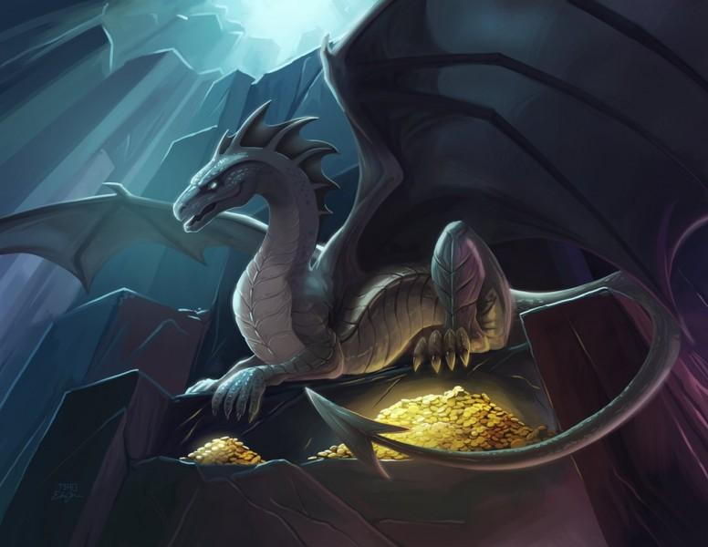 Ilustraciones dragon