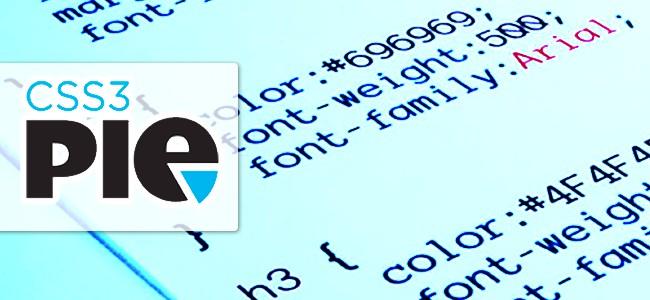 Aumenta el soporte CSS3 en Internet Explorer 6-9 css3 pie
