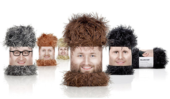Wooly heads