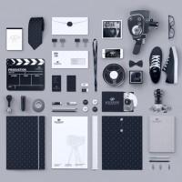 identidad corporativa Blickfang-Media