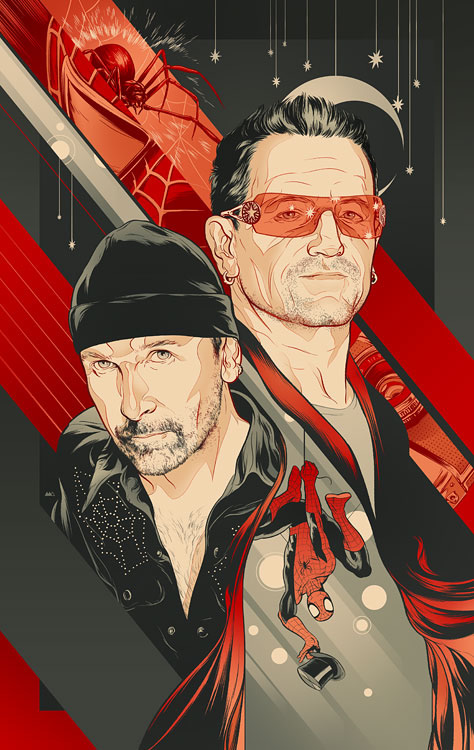 ilustraciones U2