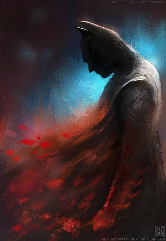 ilustraciones batman