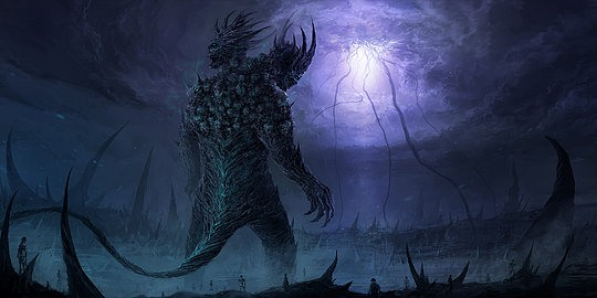ilustraciones demonio