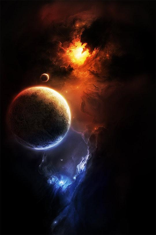 ilustraciones planeta