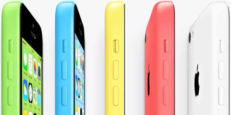 nuevos iPhone 5C, iPhone 5S y iOS 7