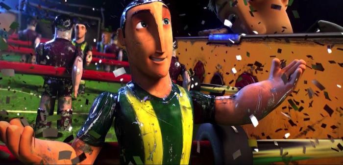 Trailer de Metegol nueva película animada