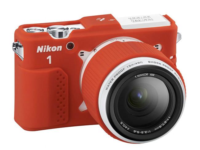 Nikon 1 AW1 nueva cámara sumergible