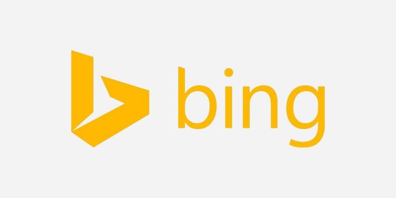 nuevo logo de Bing