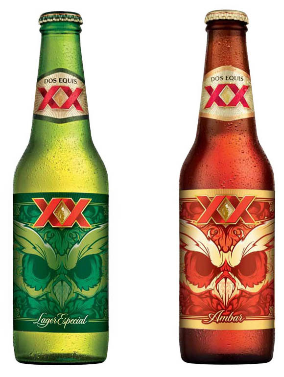 packaging XX Lager