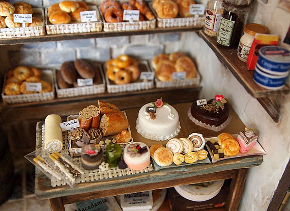 panadería miniatura 3