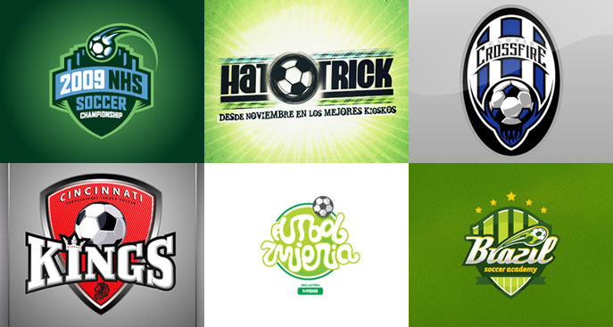 logos de futbol soccer