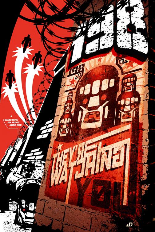 Diseños de portadas para Marvel Comics