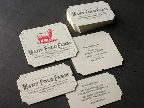 Many Fold Farm