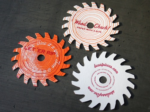 Paper Saw Blades