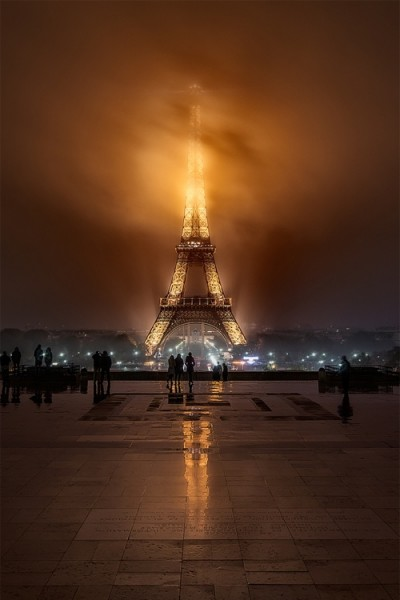 The Eiffel Towe